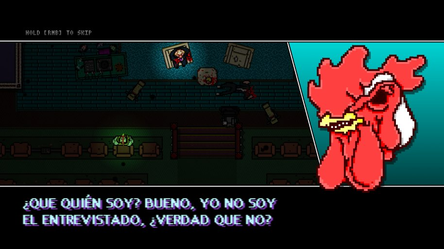 Hotline Miami 2 Wrong Number PS3