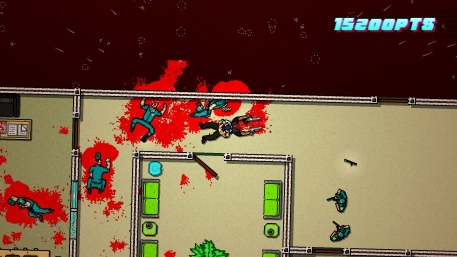 Hotline Miami 2 Wrong Number análisis