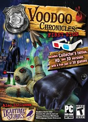 Voodoo Chronicles: First Sign para PC