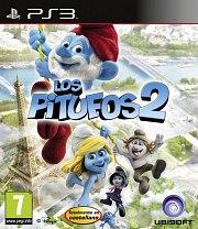 Carátula de Los Pitufos 2 - PS3