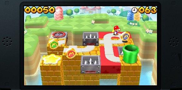 Mario and Donkey Kong Minis: Mario and Donkey Kong Minis: Impresiones jugables