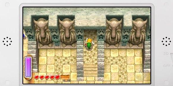 Zelda A Link Between Worlds: Zelda A Link Between Worlds: Impresiones E3