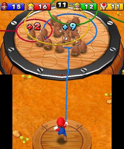 Mario Party Island Tour análisis