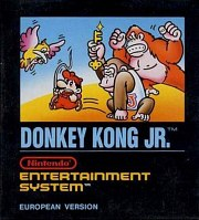 Carátula de Donkey Kong Jr. - NES