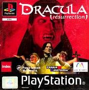 Carátula de Dracula Resurrection - PS1