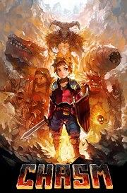 Carátula de Chasm - PS4