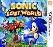 Carátula de Sonic: Lost World - 3DS