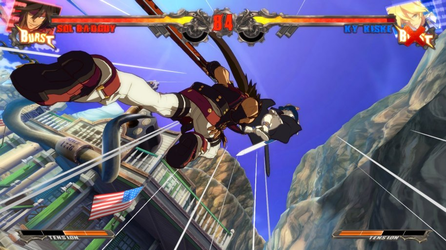 Guilty Gear Xrd -SIGN- PS3