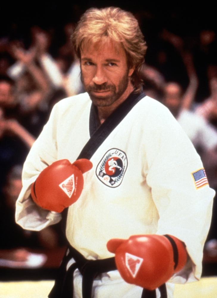 Chuck Norris en el próximo UFC de EA? El presidente de la federación dice sí