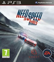 Carátula de Need for Speed: Rivals - PS3